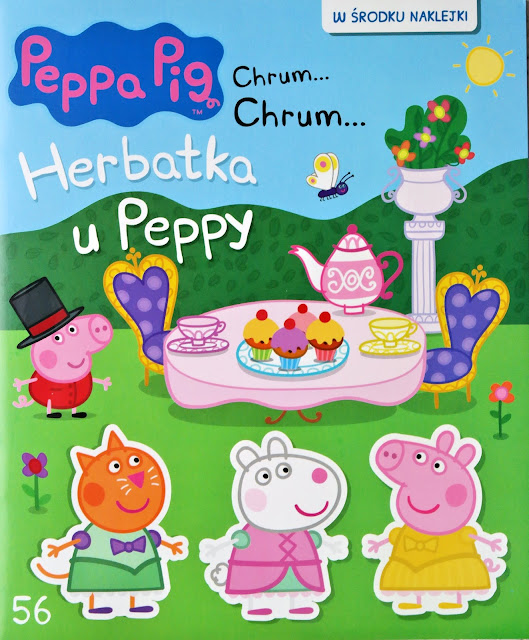 swinka peppa bajki