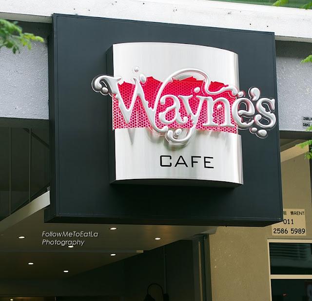 Wayne's Cafe ~ Wholesome & Simple Family Style Cafe At Sri Petaling Kuala Lumpur