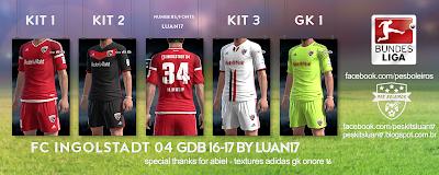 FC Ingolstadt 04 Adidas [2016-17]