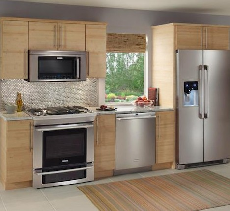 Ge Kitchen Appliance Lines
