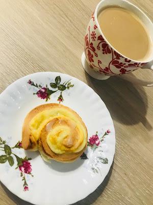Drożdżowe ślimaczki z serem! - W sam raz do kawy