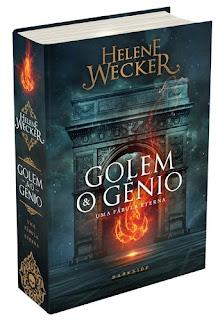 15071835 - Golem e o Gênio