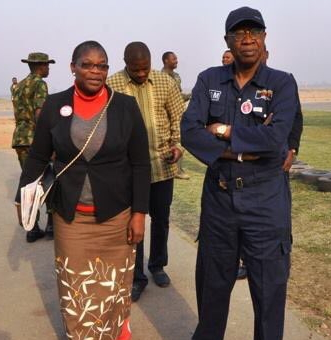 Oby Ezekwesili in sambisa forest search chibok girls