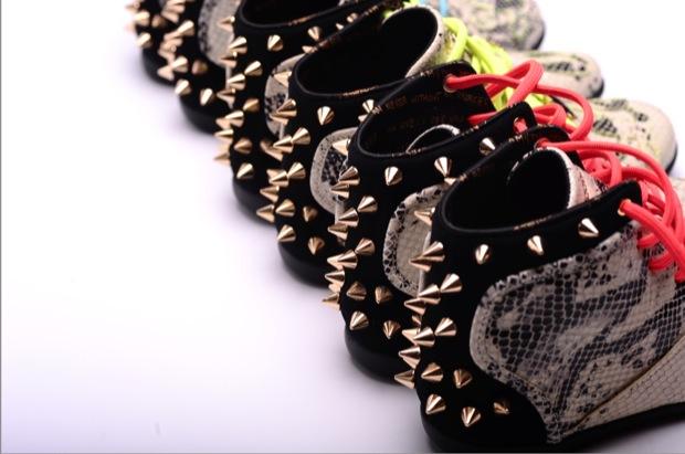 f983bca2f63 The Baked Apple  Melody Ehsani x Reebok M.E. – Spiked Python Sneaker