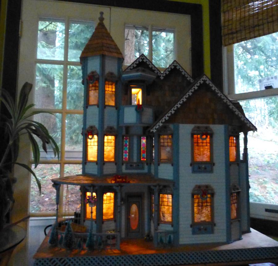 Doll House Lighting - Bestsciaticatreatments.com