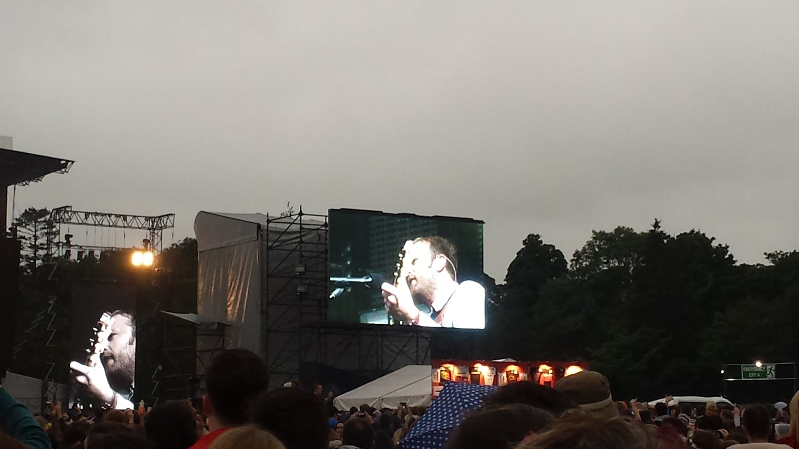 Kings Of Leon- Marlay Park