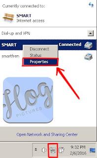 Cara Membagikan Koneksi Internet dari Laptop - Hog Pictures