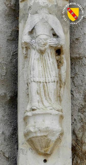 FRAISNES-EN-SAINTOIS (54) - A la découverte du village-Croix