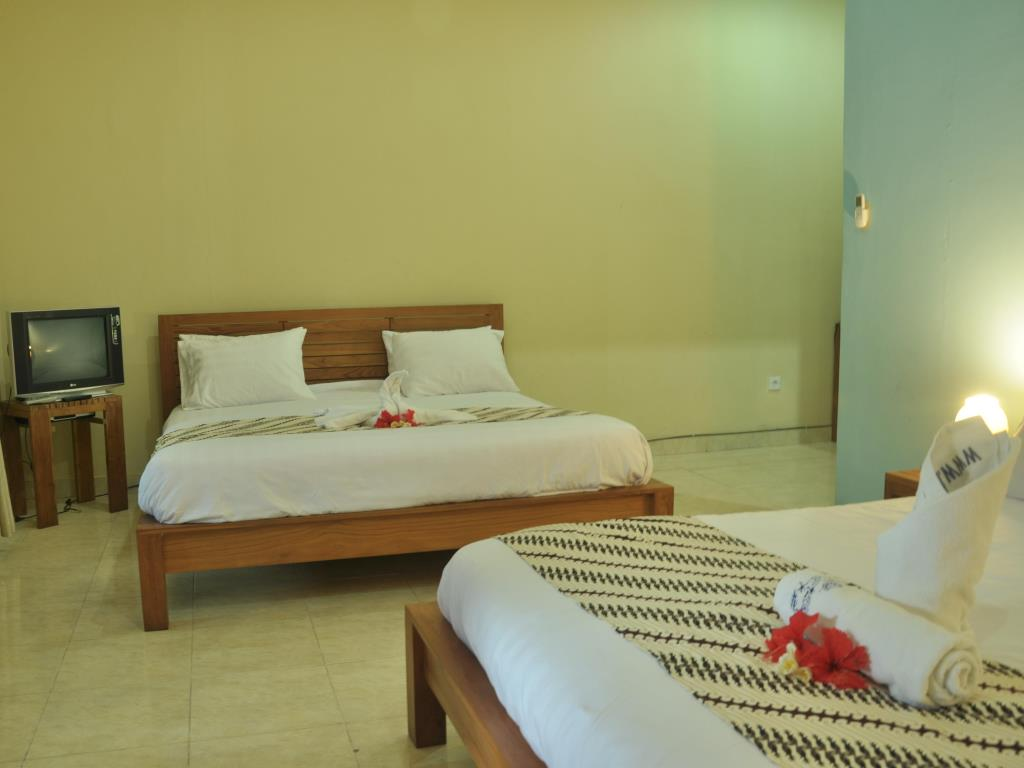 Crystal Ocean View Tulamben Hotel 4