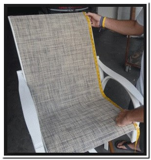 Replacement Material For Patio Chairs Sling Fabric