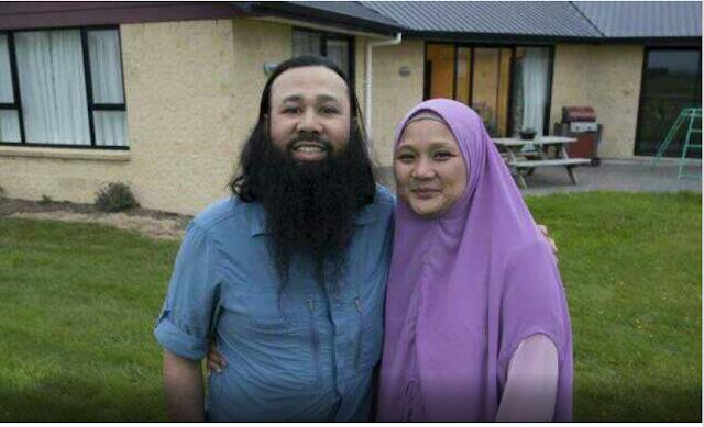 Reza Abdul Jabar peternak sukses bersama istri