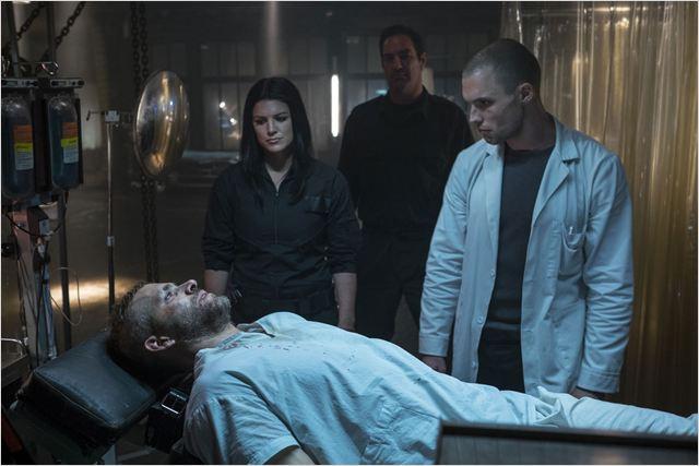 Gina Carano en Deadpool