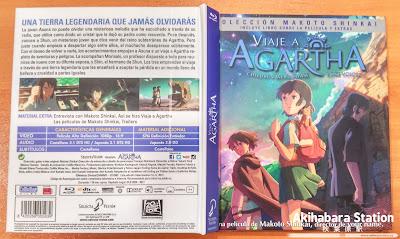 """Viaje a Agartha"" digibook de Makoto Shinkai"