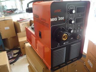 Hình ảnh máy hàn 1 pha JASIC MIG 200A