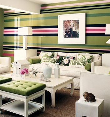 Fresh Green Wall Art and Stylish Wall Decorations for living room