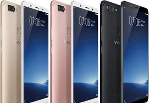 مواصفات و مميزات هاتف فيفو vivo X20
