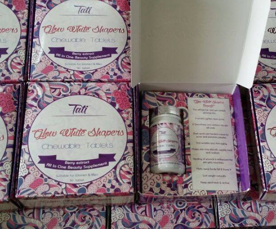 tati glow white shapers murah