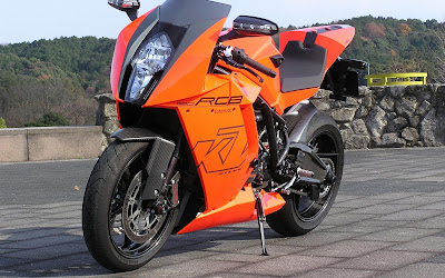 New 2016 KTM 1190 RC8R hd image