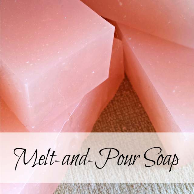 How to make melt-and-pour soap.