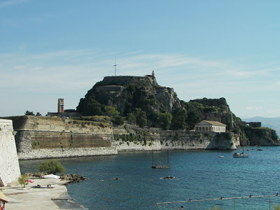 The Fortress of Corfu