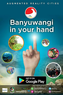 Banyuwangi in Your Hand.
