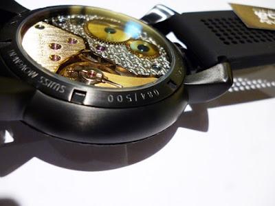 大阪 梅田 イタリア ファッション ウォッチ 腕時計 ガガミラノ GaGa SELECT 世界限定 500 カーボンファイバー ネイマール ラグジュアリー