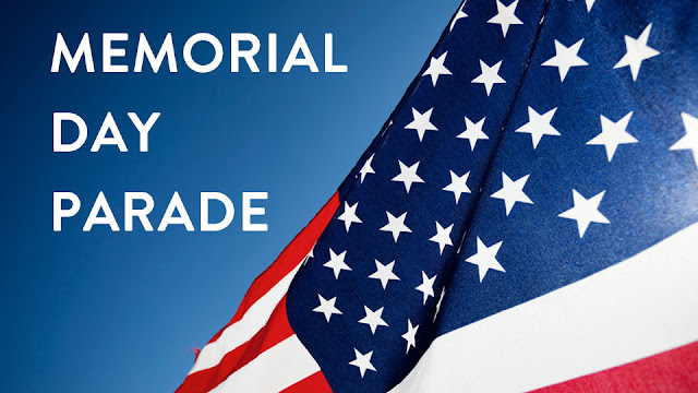 2017 National Memorial Day Parade: