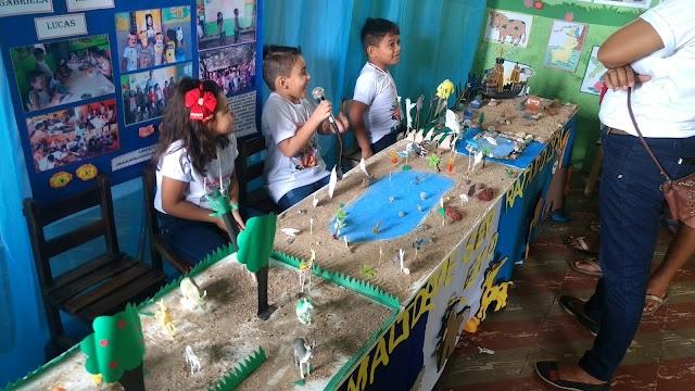 Centro Infantil Criança Feliz realiza Feira de Ciências