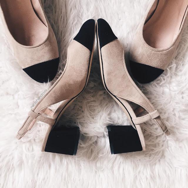 Chanel shoes @natashandlovu