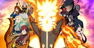 Naruto Shippuden Ultimate Ninja Storm 4 v2.0 Apk Android