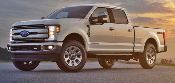 2018 Ford Super Duty Diesel Engine Specs and Price in Pakistan