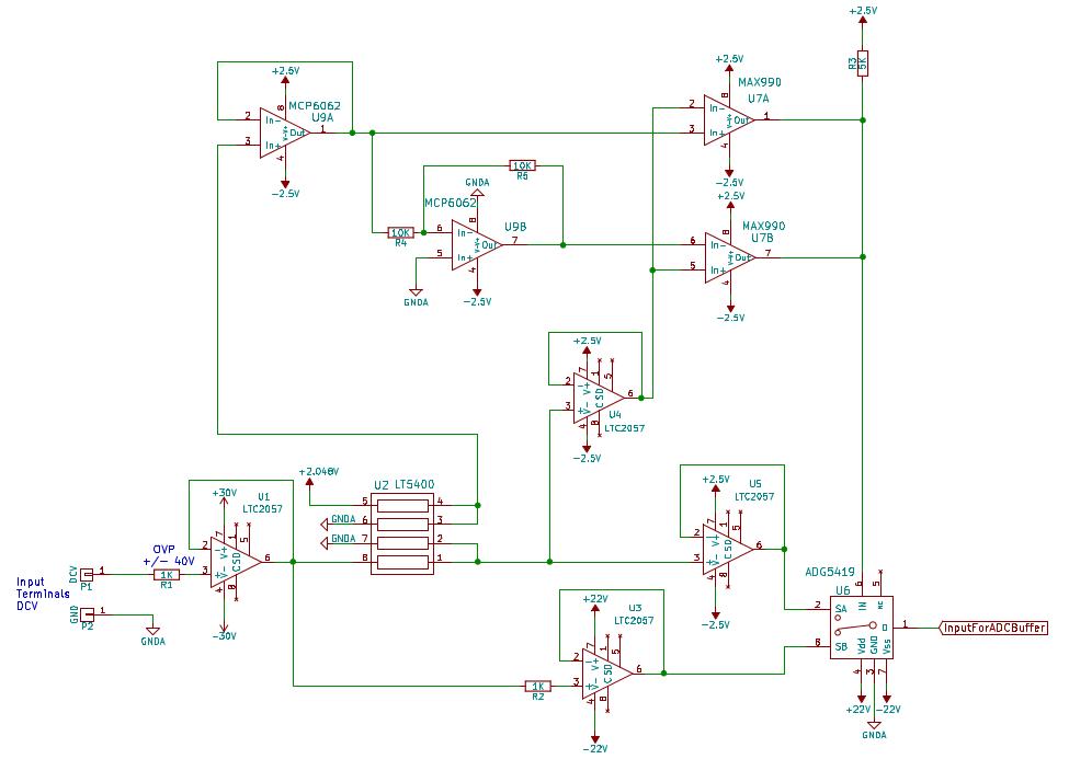 open source high accuracy dc multimeter initial schematics for low rh opendcm blogspot com