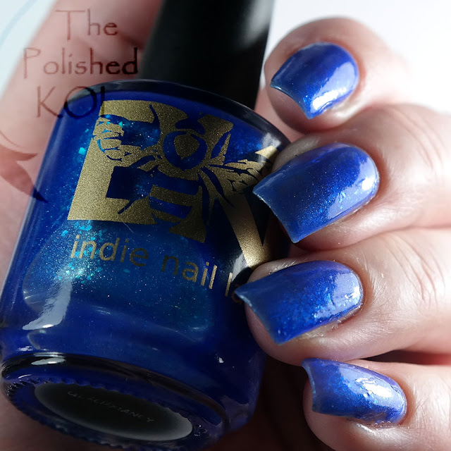 Bee's Knees Lacquer - Glaciomancy