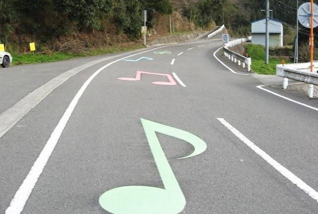 As ruas musicais