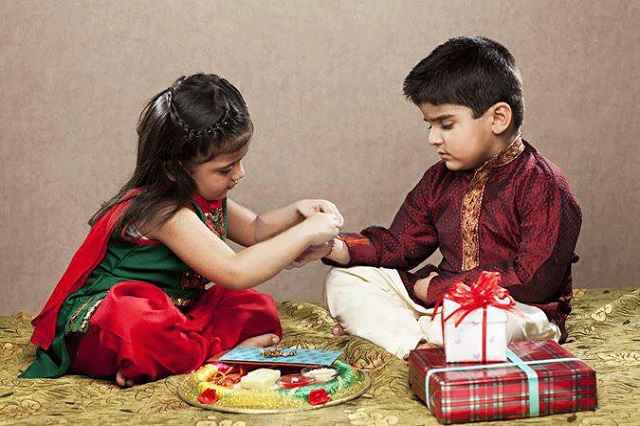 Raksha Bandhan - Festivals in India in August