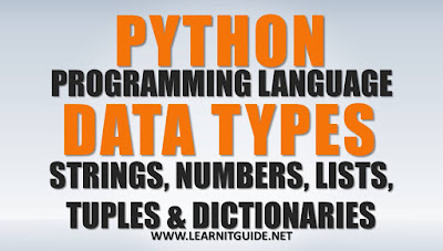 Python Data Types Explained with Examples - Python Tutorials