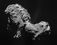 http://sciencythoughts.blogspot.co.uk/2015/10/sinkholes-on-comet-67pchuryumov.html