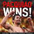 Congratulations Manny Pacquiao - New WBA Welterweight Champion 2018 - Replay