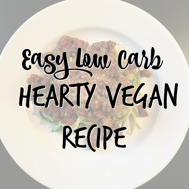 Hearty Vegan Recipe