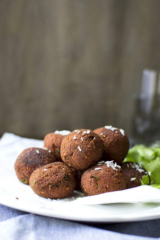 Indian style Beet Croquettes