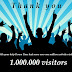 More over 1.000.000 website visitors. Thank you!