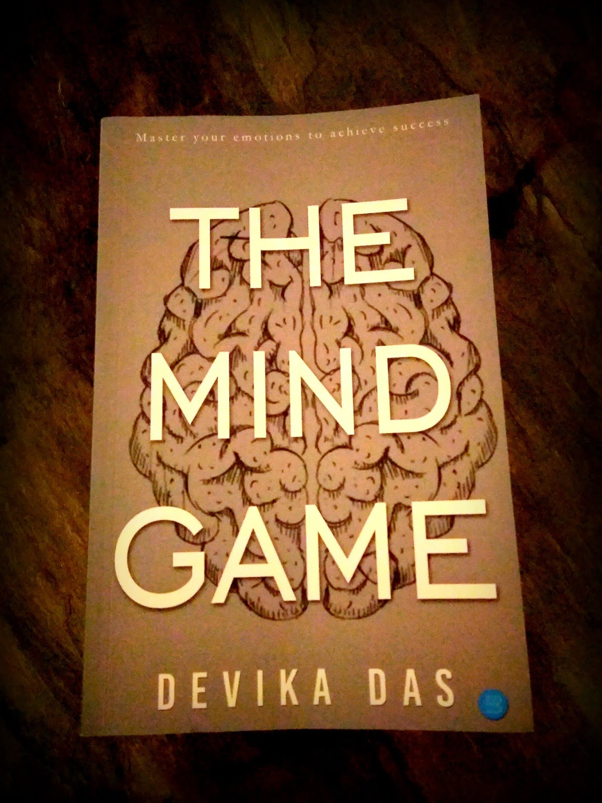 Book Review: The Mind Game By Devika Das | MY HAPPY CHANCE