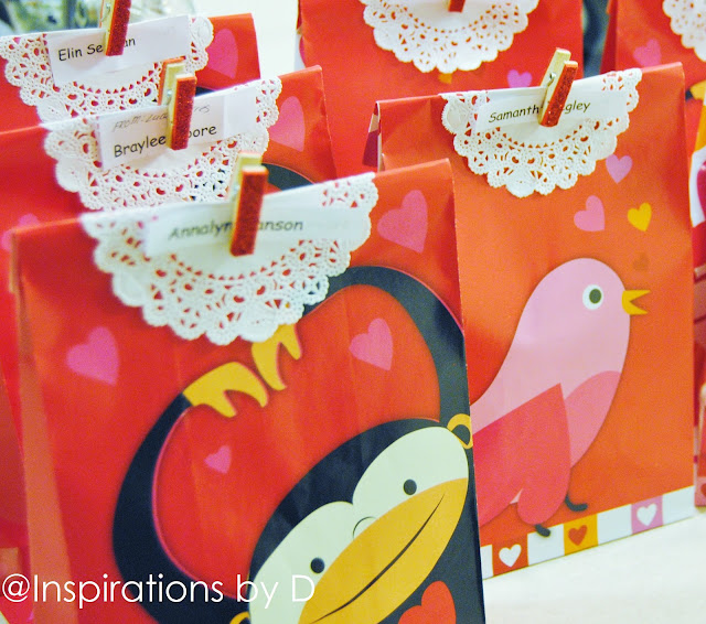 Valentine's Day Goody Bags