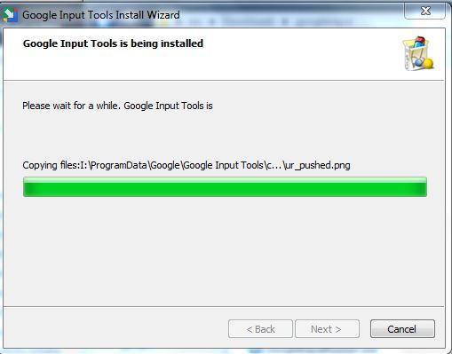 Telugu Typing Google