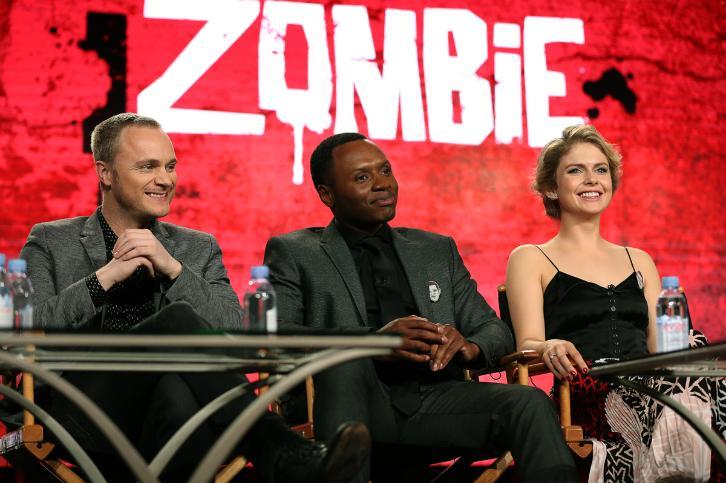 The CW 2017 TCA Panel Photos