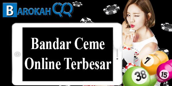 Bandar Ceme Online Terbesar