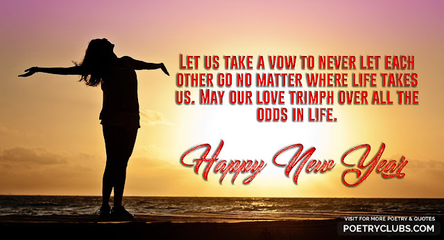 Happy New Year 2020 Wishes for Lovers - Quotes, Greetings, Messages, New Year Images