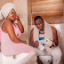 Check out this pre-wedding photo taken inside a toilet