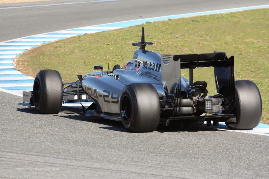 no fenders -formula 1, indycar and a whole lot more..: 2014 f1 car