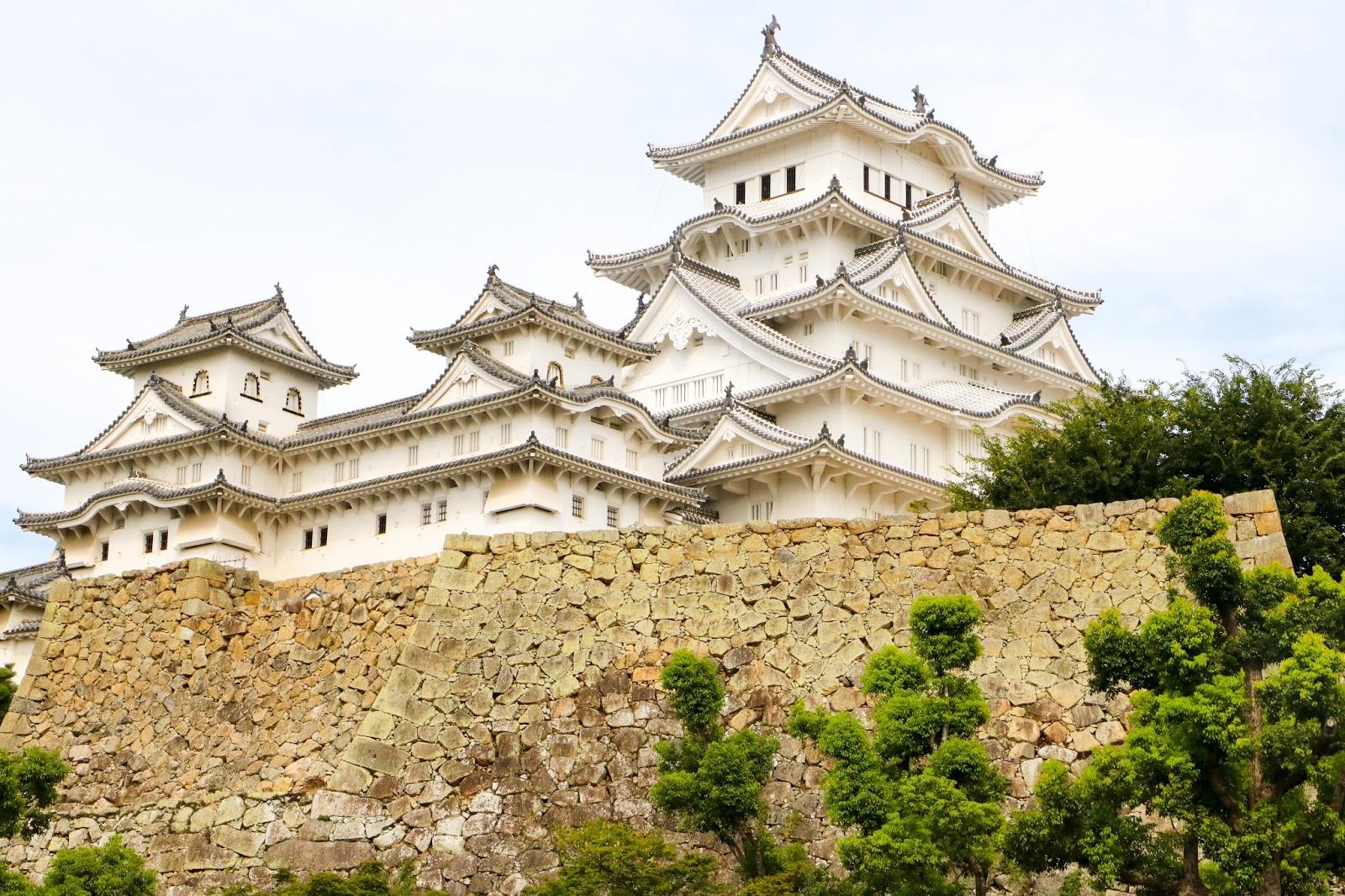Himeji Castle - The largest castle in Japan
